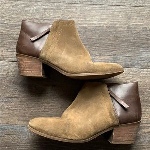 Madewell Cait Boots!